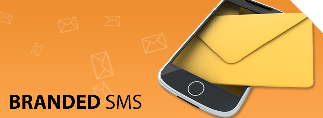 Branded SMS; a way to make your Business a Brand